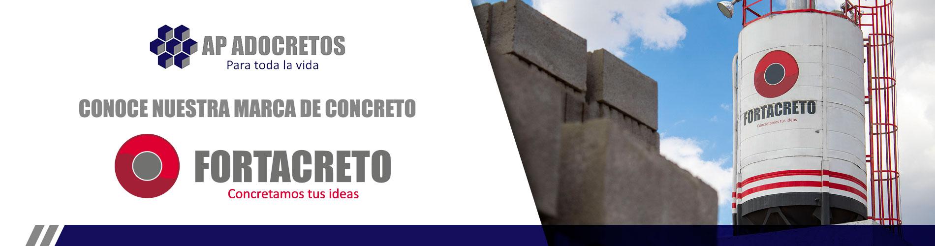Conoce nuestra marca de concretos