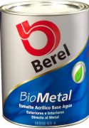 Esmalte Berel BioMetal