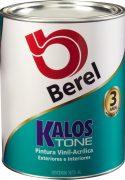 Pintura Base Agua Berel Kalos Tone